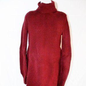 NEW CELINE CASHMERE Sweater Turtleneck Dress